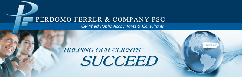 Puerto Rico Tax and CPA Professional Services
